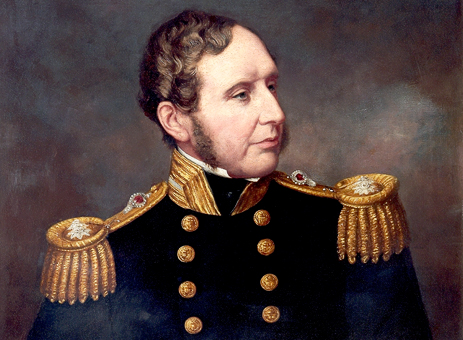 Vice Admiral FitzRoy